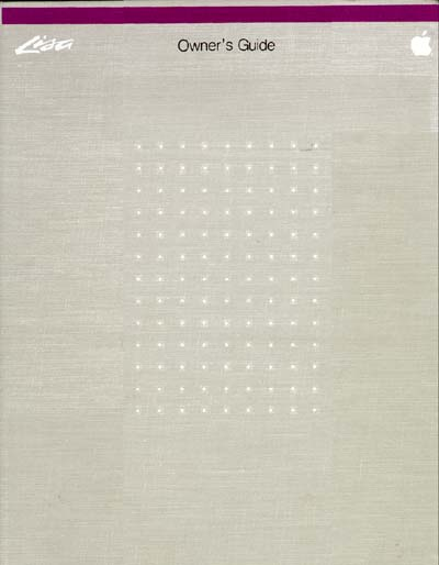 Apple Lisa Owner's Guide