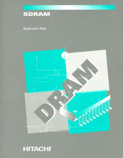 Hitachi SDRAM Application Note